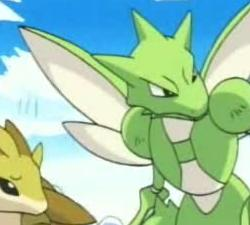 scyther 2 pokemon - photo #47