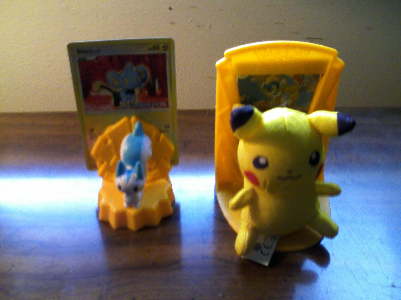 Burger King Pokemon Toys and Collectibles