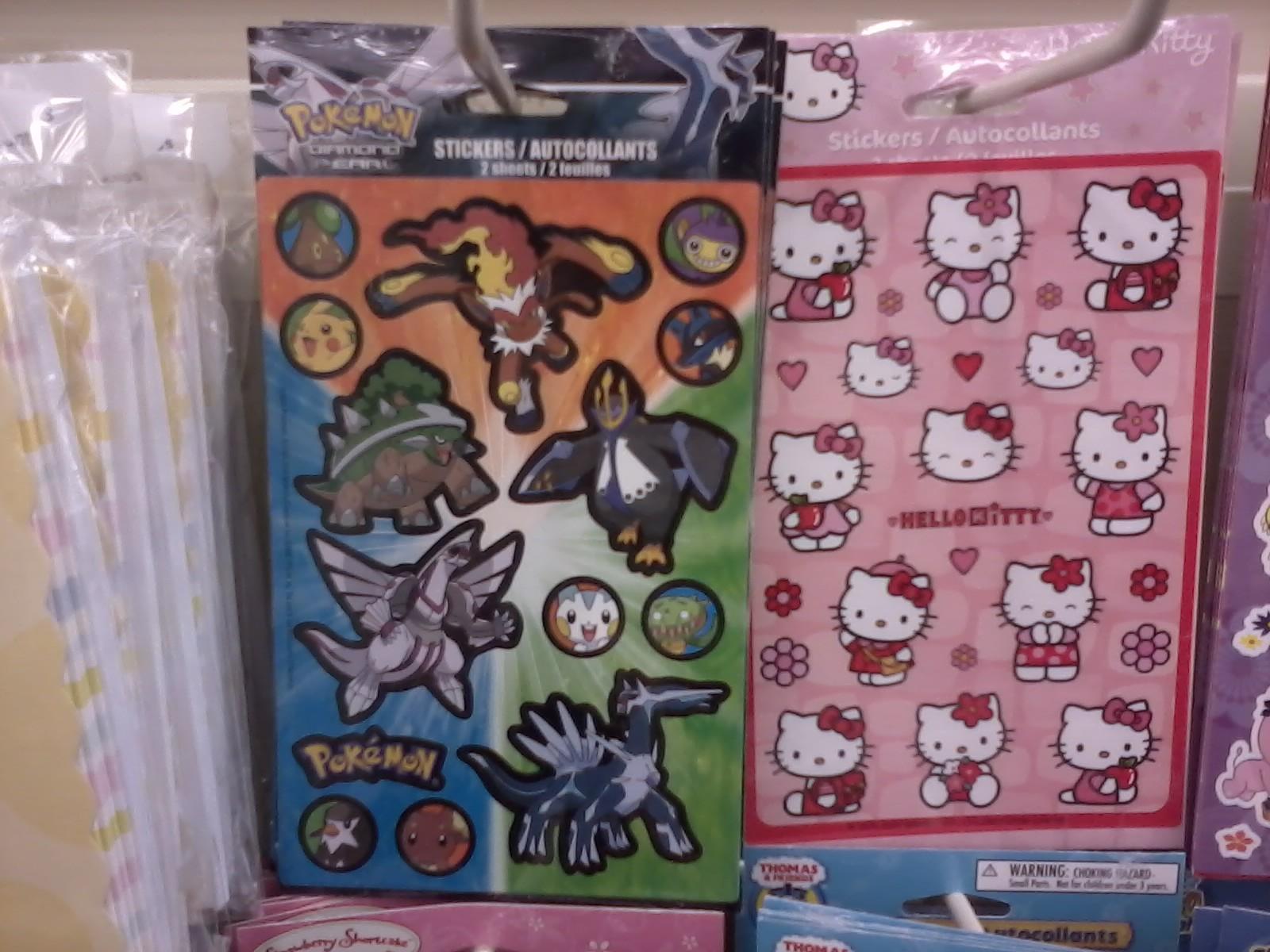 Pokemon Products Snapshots
