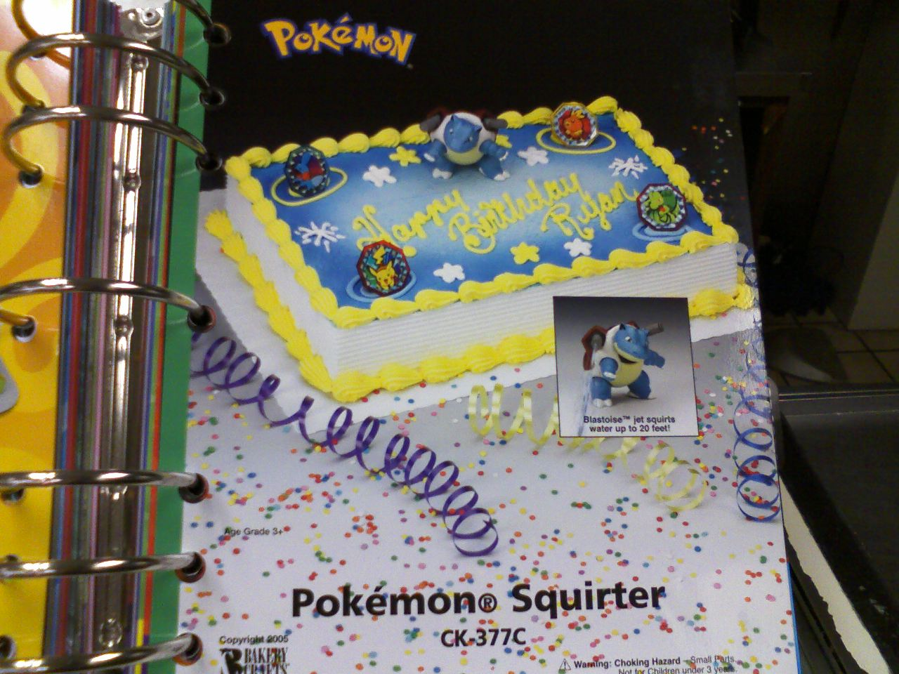 Pokemon Products Snapshots